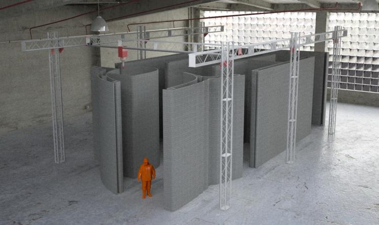 3D-Druck-Häuser