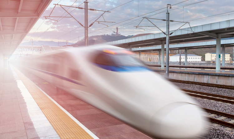 automated high-speed trains