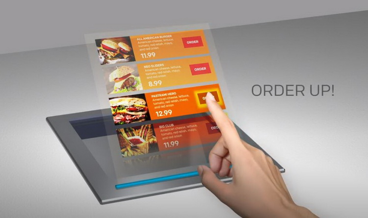 Contactless Touch