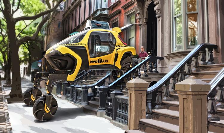 Flexible Fahrzeuge
