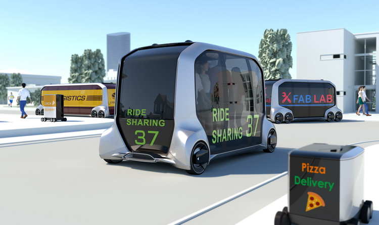 Modular Mobility