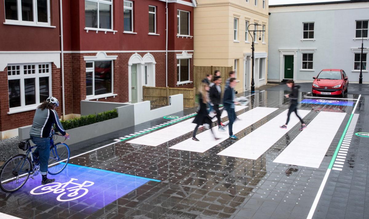 Smarte Straßen