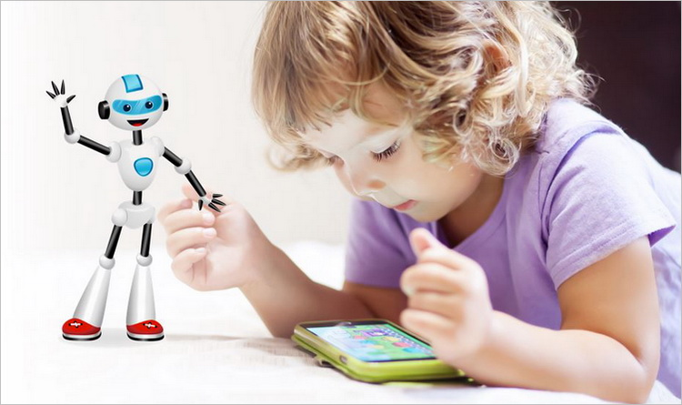 Intelligentes Spielzeug