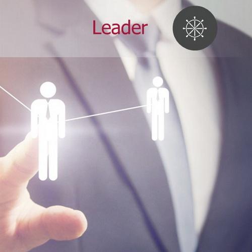 Exklusive Gemeinschaft von Führungskräften