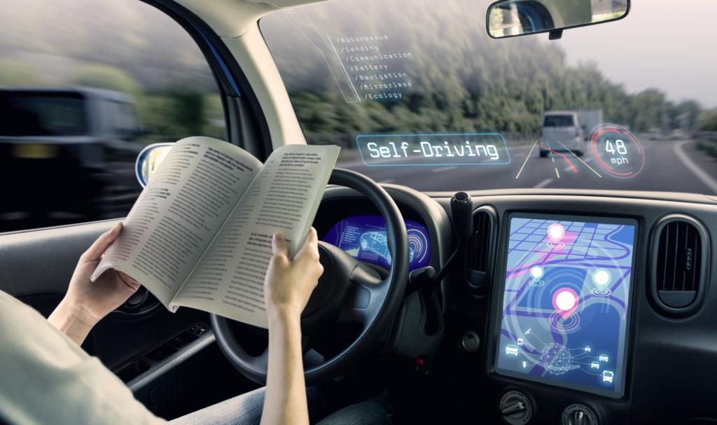Autonomes Fahrzeug