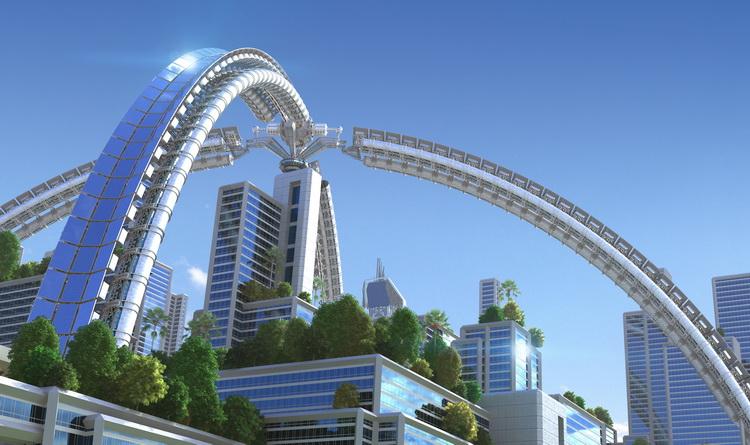 Zukunftsstadt