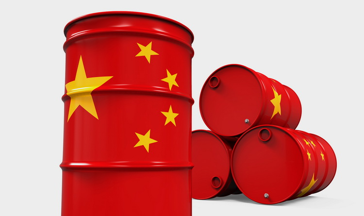 Oil China