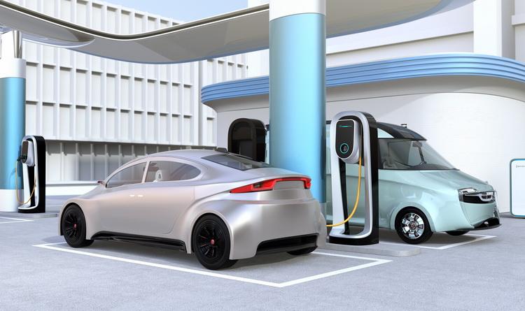 Elektrofahrzeuge