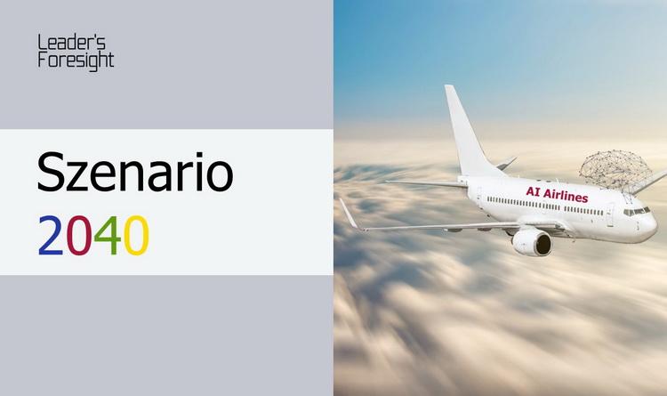 Autonomes Flugzeug