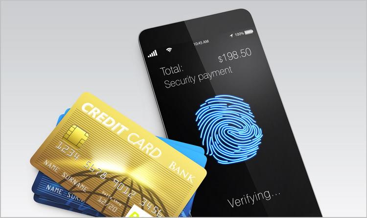 Biometrisches Bezahlen