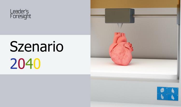 Organe aus dem 3D-Drucker