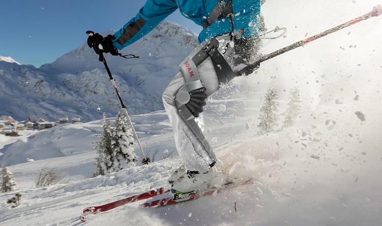 Ski-Exoskeleton