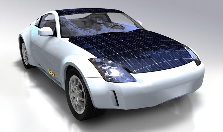 Photovoltaik Auto