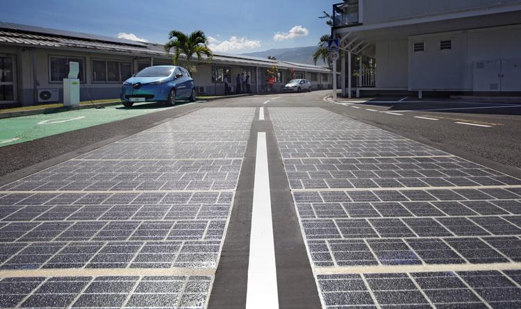 Solarstraße